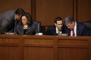 Joe Manchin Kamala Harris Photos - Senate Intelligence ...