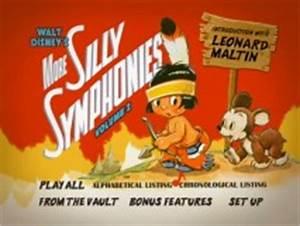 Walt Disney Treasures: More Silly Symphonies (Volume 2 ...