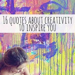 Quotes About Creativity. QuotesGram