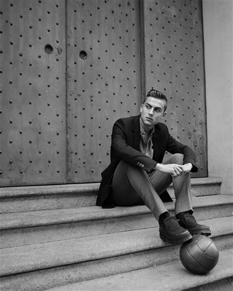 Paulo Dybala: golden boy Vogue.it