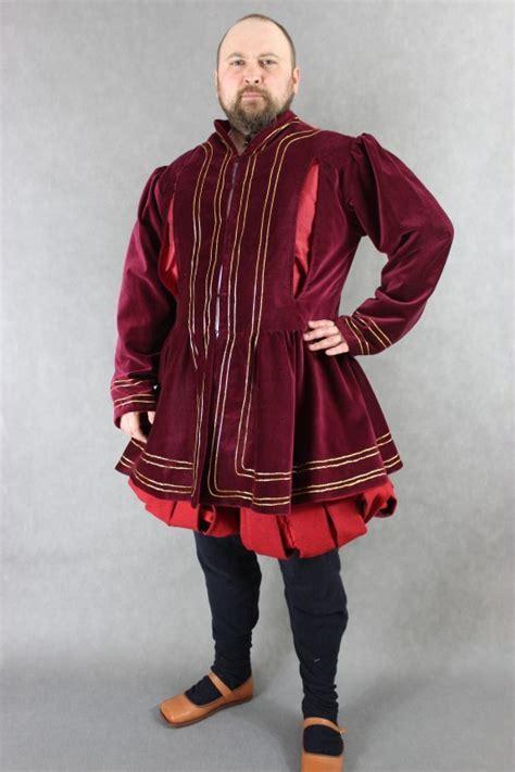 Tudor Jerkin » Outerwear » Medieval On line Shop » Kokosh