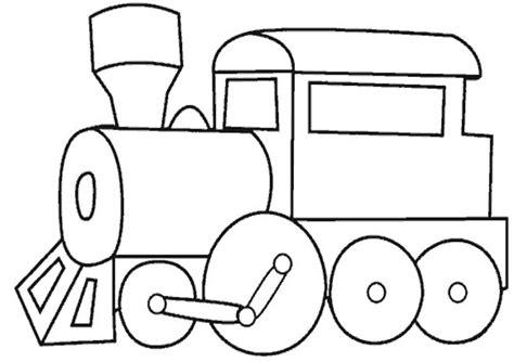 Zug Ausmalbilder 12