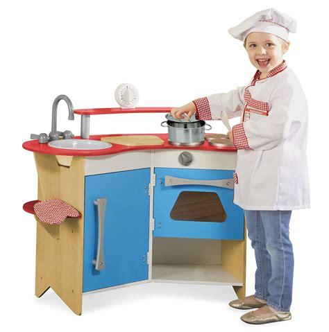 Melissa Doug Cooks Corner Wooden Kitchen Review