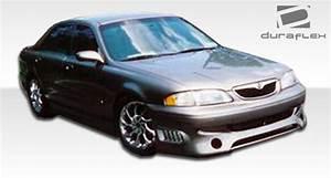 Mazda 626 Tuning Kit : 98 02 mazda 626 vip overstock front body kit bumper ~ Jslefanu.com Haus und Dekorationen