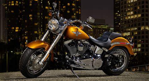 2014 Harley-davidson Softail Fat Boy Flstf Preview