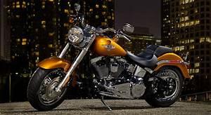Harley Fat Boy : 2014 harley davidson softail fat boy flstf preview autoevolution ~ Medecine-chirurgie-esthetiques.com Avis de Voitures
