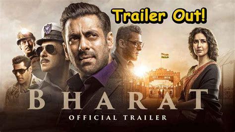 bharat  trailer   salman khan   set