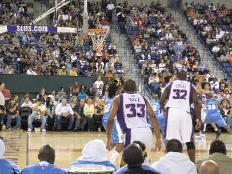 Phoenix Suns Outdoor Game | Phoenix Suns Vs. Denver ...