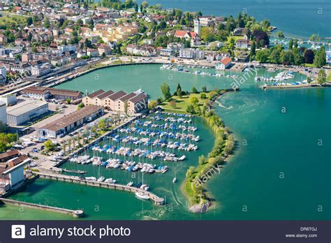 Haus Kaufen Romanshorn Schweiz by Schweiz Thurgau Luftaufnahme Romanshorn Hafen