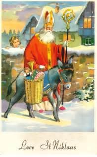 Belgium Saint Nicholas