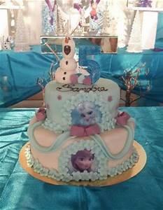 Gateau Anniversaire Reine Des Neiges : gateau d 39 anniversaire enfants ici th me la reine des ~ Melissatoandfro.com Idées de Décoration