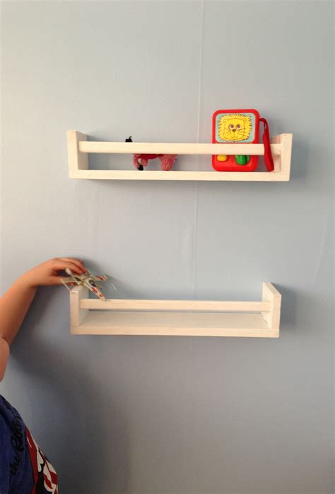 Ikea Wall Spice Rack by Ikea Hack Herb Rack Turned Bedroom Shelves