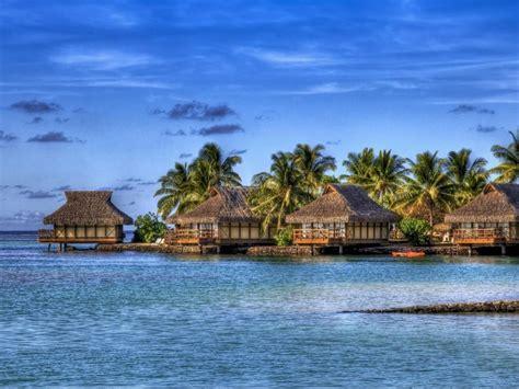 romantic places  maldives bungalow resorts ultra hd
