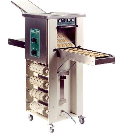 machine de cuisine kalmeijer machines rotative à biscuits pour pâte sablé pour patisserie et boulangerie