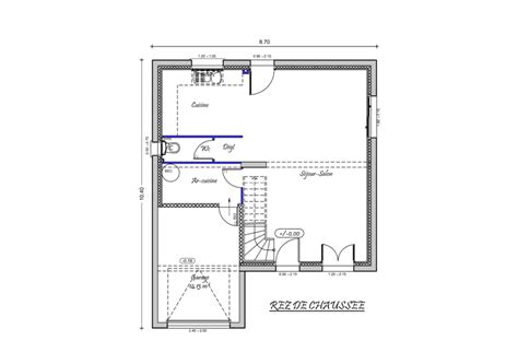 faire des chambres d h es clara 82 m type f4 catalogue constructeur maison