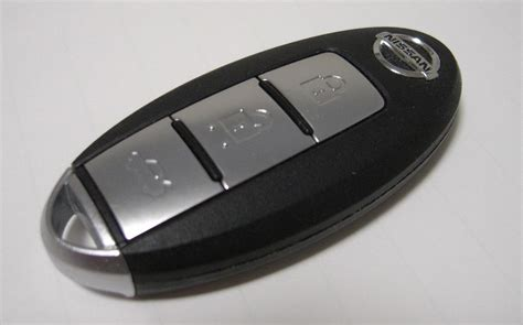 Nissan Key Fob Battery