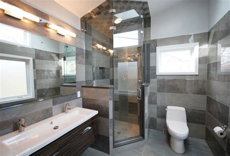 bathroom shower design awkward spaces md dc va