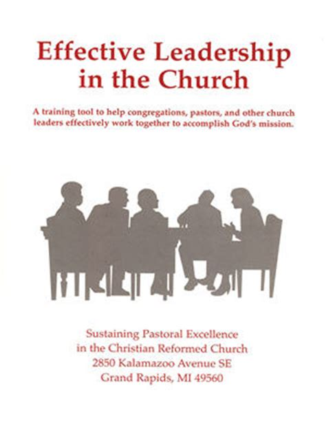 effective leadership   church faith alive christian
