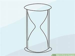 How to Draw an Hourglass: 15 Steps (with Pictures) - wikiHow