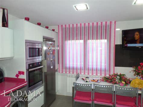 cortinas  cocinas modernas sabes elegirlas