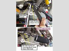 Inner and Outer Tierod End replacement tutorial Page 3