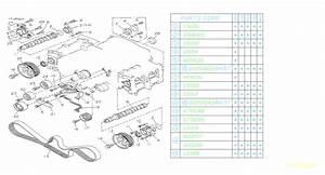 1993 Subaru Legacy O Ring  Camshaft  Timing  Belt