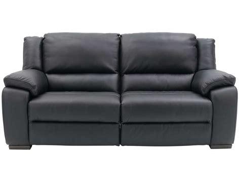 canape relax electrique conforama canapé fixe relaxation électrique 3 places en cuir