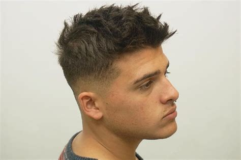 7 of the coolest short messy hairstyles for men 2019