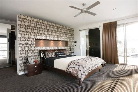 Special Design Modern Wallpaper In Bedroom