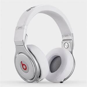 Amazon.com: Beats Pro Over-Ear Headphone - White: Electronics  Beats