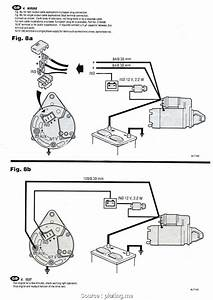Alternator Exciter Wiring Diagram