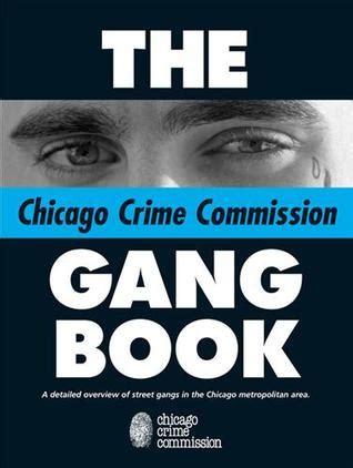 gang book  chicago crime commission
