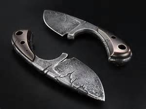 Custom Neck Knife