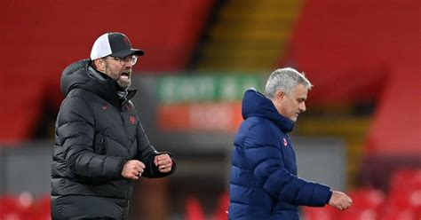 Jurgen Klopp Turns To Mourinho To Land Gini Wijnaldum ...