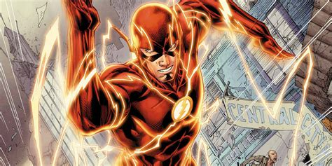 15 Powers You Didn't Know The Flash Has