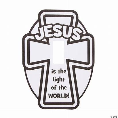 Jesus Switch Crafts Craft Own Covers Vbs