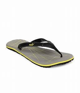 e08718df5b4 Puma Flip Flops. us 10 size puma men tango ii black flip flop ebay ...