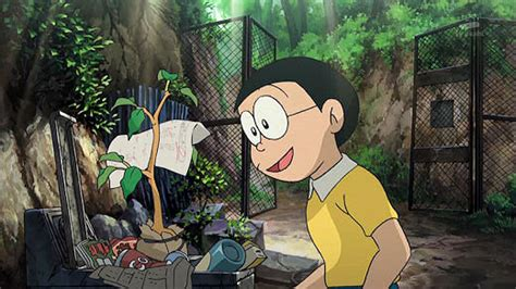 Nobita And The Legend Of The Green Giant
