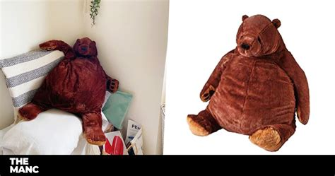 IKEA is selling a huge 'djungelskog' teddy bear for only £ ...