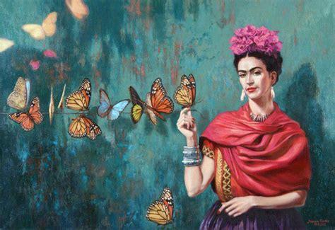 13 Frases De Frida Kahlo Que Te Inspirarán  Rincon Del Tibet