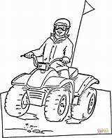 Coloring Pages Wheeler Atv Four Snowmobile Printable Drawing Doo Ski Riding Quads Rides Polaris Three Getdrawings Popular Template Boys Supercoloring sketch template