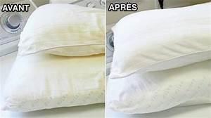 Blanchir Linge Jauni Vinaigre : comment blanchir un oreiller qui a jauni divers un oreiller trucs et astuces et laver oreiller ~ Melissatoandfro.com Idées de Décoration