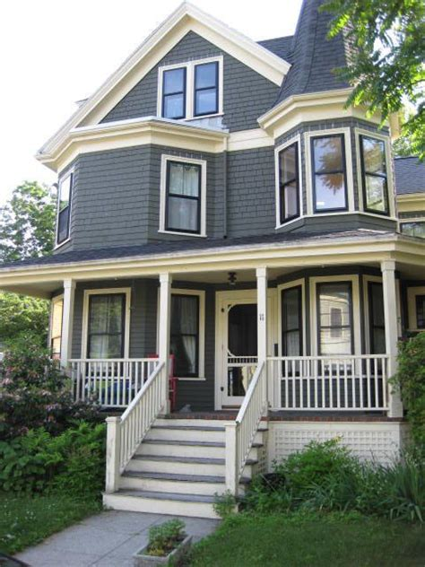 exterior paint options dark grey the manse renovation