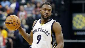 Grizzlies' Tony Allen out indefinitely with strained calf ...