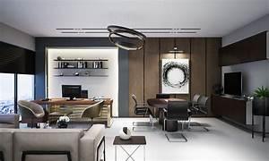 Modern, Office, Design, On, Behance