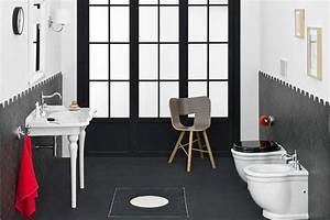salle de bains carreler les murs a mi hauteur styles With carreler mur salle de bain