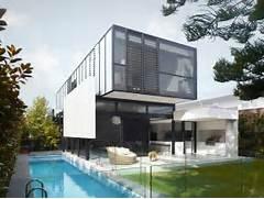 Luxury Modern American House Exterior Design Interior Exterior Plan Good Residence House Exterior Design