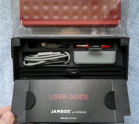 jawbone jambox review   windows phone