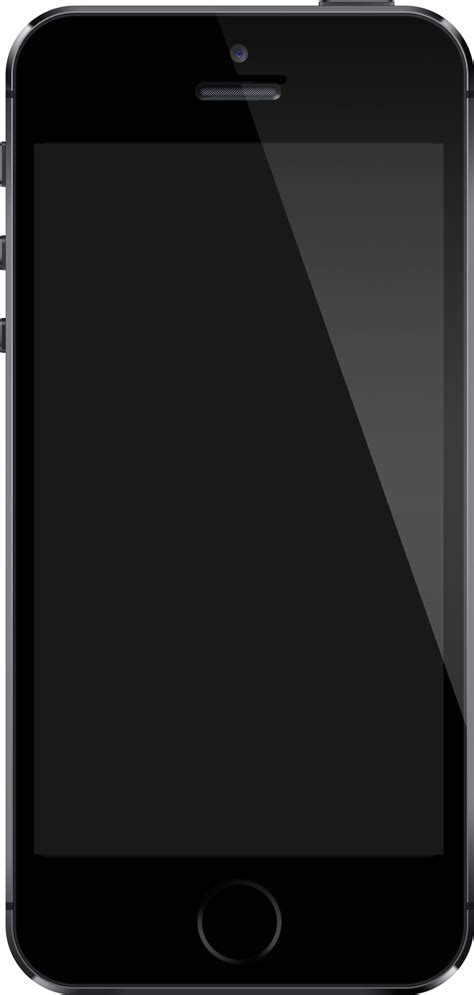 iphone 5s wiki file iphone 5s black png wikimedia commons