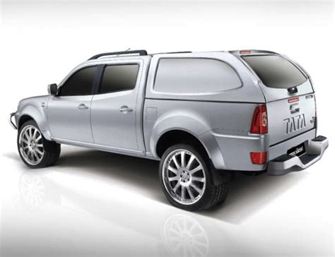 Tata Xenon Picture by 2009 Tata Xenon Gallery 466147 Top Speed